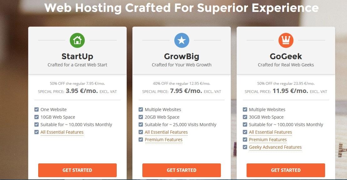 come creare un sito hosting