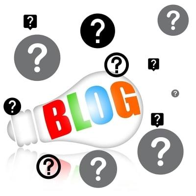 cos'è un blog