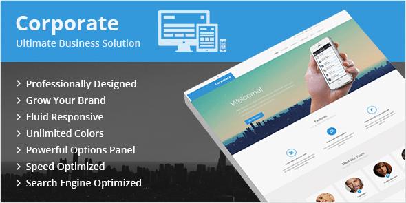 template wordpress per associazioni